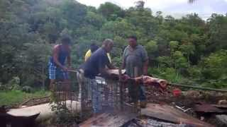 Download ″Local Style″ Pig Roast Video