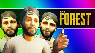 Download The Forest - Survival of the Idiots! (Funny Moments / Co-op Gameplay) Video