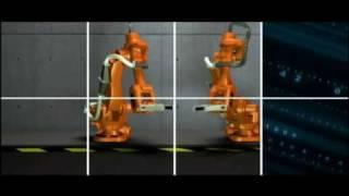 Download ABB Robotics - 10 most popular applications for robots Video