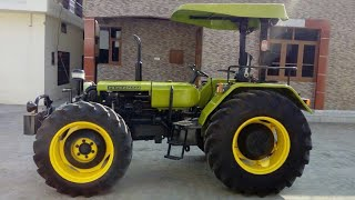 Download HMT 7522 4x4 Modified tractor|Tractor owner Navtej Bholla(CANADA)| Video