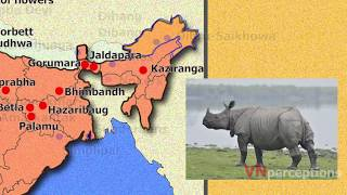 Download National parks, wildlife sanctuaries & Biosphere reserves of india Video