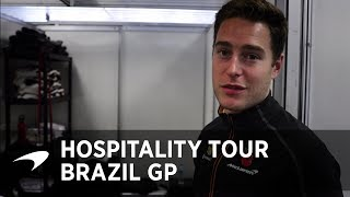 Download Brazil GP | Behind The Scenes In Hospitality Video