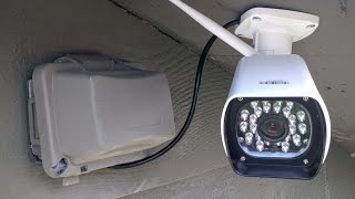 Download Installing CleverLoop Outdoor IP Camera Video