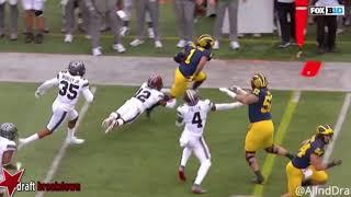 Download NFL DRAFT BREAKDOWN (2018): Denzel Ward, CB, Ohio State Video