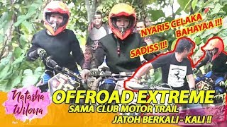 Download OFF ROAD EXTREME SAMA KLUB MOTOR TRAIL! JATOH BERKALI2! Video