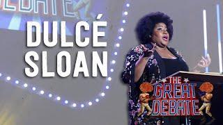 Download Dulcé Sloan (Negative) 2nd Speaker - The 29th Annual Great Debate 2018 Video
