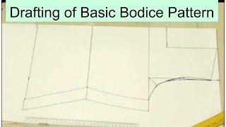 Download Drafting Of Basic Bodice Pattern Video