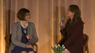 Download Healthy People, Healthy Planet: A Conversation with Melinda Gates Video