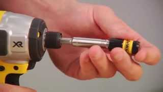 Download DeWalt magnetic screw lock system Video