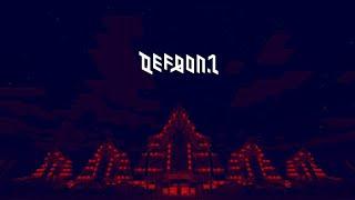 Download Defqon.1 2017 in Minecraft Video