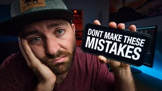 Download Top 20 MISTAKES New YOUTUBERS Make Video