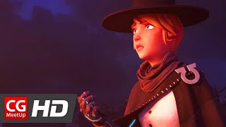 Download CGI Animated Short Film ″Sword West″ by Cole Decker, Christian Hagbarth, Lucy Wright, Stephen King Video