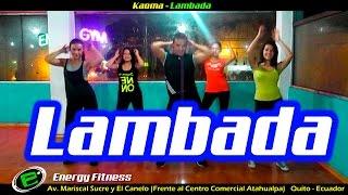 Download LAMBADA Coreografía Video