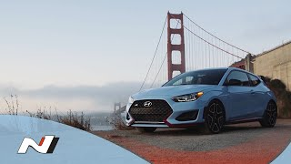 Download Hyundai N & Petrolicious   Why This Professional Driver Chooses Veloster N as His Everyday Car Video