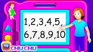 Download ChuChu TV Numbers Song - NEW Short Version - Number Rhymes For Children Video