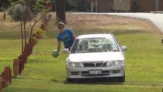 Download Bowling Trick Shots - How Ridiculous Video