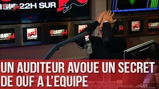 Download Un auditeur avoue un secret de ouf à l'équipe - C'Cauet sur NRJ Video