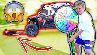 Download EXTREME TRUTH OR DARE SPIN WHEEL GAME!! Video