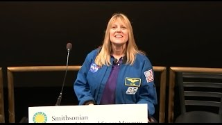 Download NASA Participates in Women's History STEM Event Video