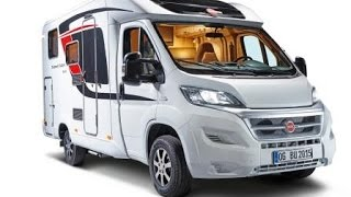 Download Bürstner Travel Van T620 motorhome Review Video