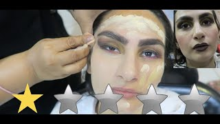 Download I WENT TO THE WORST REVIEWED MAKEUP ARTIST IN DUBAI ! Video
