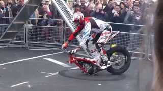 Download STEVE COLLEY MOTORCYCLE STUNT SHOW Video