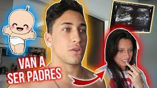 Download Les queremos contar a todo YOUTUBE que vamos a ser papas !!! **BROMA** Video