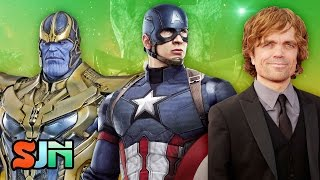 Download Avengers 3 & 4 Shooting Separately, Plus, Who is Peter Dinklage? Video