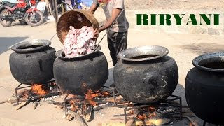Download Indian MUSLIM Marriage MUTTON BIRYANI Prepared 700 People & STREET FOOD Video