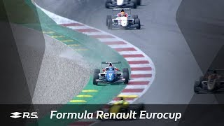 Download Formula Renault Eurocup : Highlights Red Bull Ring - Race 2 Video