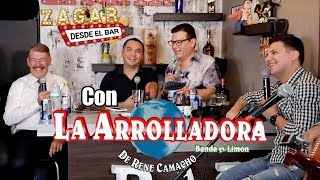 Download Zagar desde el Bar con La Arrolladora Banda el Limón Video