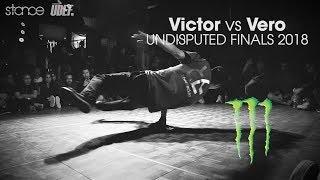 Download Victor vs Vero [finals] // stance // Undisputed World Bboy Masters 1.27.2018 x udeftour.org Video