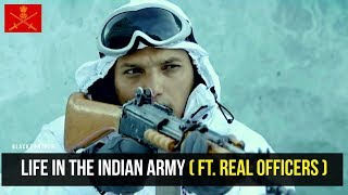 Download Indian Army Officers - Life In The Indian Army ( Ft. Real Officers ) || Must Watch Video