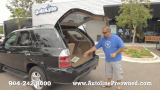 Download Autoline's 2004 Acura MDX 3.5 Touring w/ Navigation Walk Around Review Test Drive Video
