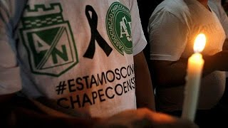 Download Crash en Colombie : les corps rapatriés vendredi au Brésil Video