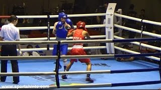 Download World champion Sarjubala and Meenakumari of India in Asian Women's Boxing Championships 2015 Video
