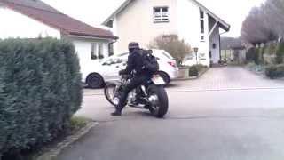 Download Alex sein Töff Töff :) ...... Suzuki Intruder......Rocks !! Video