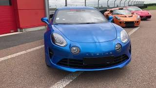 Download Alpine A110 - circuit - Extrem cars Video