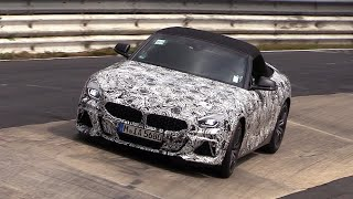 Download 2019 BMW Z4 M40i - Exhaust SOUNDS on the Nurburgring! Video