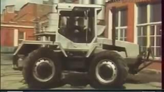 Download 1988 год. Липецкий завод выпустил новый трактор ЛТЗ-155. Video