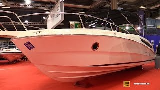 Download 2017 Karnic SL 702 Motor Boat - Walkaround - 2016 Salon Nautique Paris Video