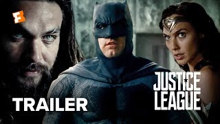 Download Justice League Official Comic-Con Trailer (2017) - Ben Affleck Movie Video