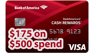 Download Awesome Cash Bonus from BofA Cash Rewards | BeatTheBush Video