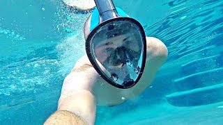 Download Full Face Snorkel Mask Video