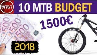 Download MTB budget 1500 Euro - Le migliori MTB del 2018 Cube Canyon Focus Trek Wilier | MTBT Video