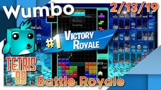 Download Tetris 99 Battle Royale #1 Player First Day Video