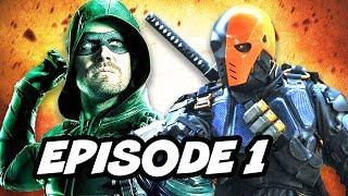 Download Arrow Season 6 Episode 1 Preview Breakdown Video