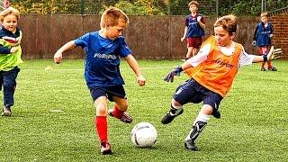 Download KIDS IN FOOTBALL ● FUNNY FAILS, SKILLS, GOOALS Video