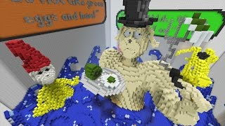 Download Minecraft Xbox - World Of Seuss - Hunger Games Video