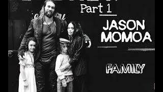 Download Jason Momoa & Lisa Bonet ♡ Beautiful Momoa family (ohana) Part 1 Video
